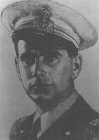 Captain Francesco Mimbelli