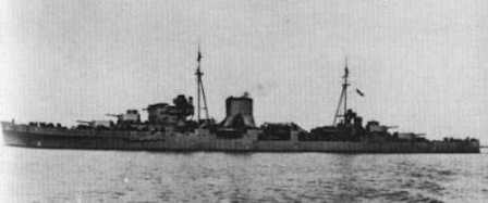 H.M.S. Orion